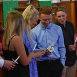 Class of 2018 Kicks Off Graduation Week with Baccalaureate Service