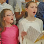 Students Participate in PMEA Elementary & Junior High Song Fests